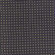 Moda Lexington by Minick & Simpson - 3425 - Tan spots on blue - 14788 16 - Cotton Fabric
